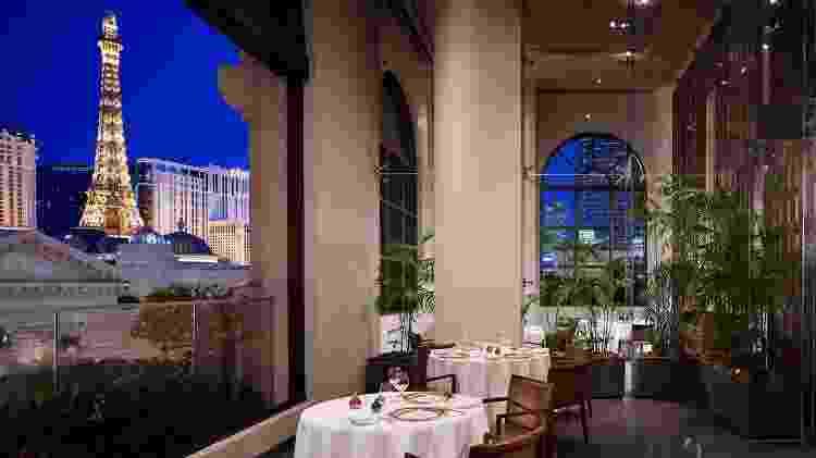 Guy Savoy, restaurante francês, ficou empatado com outros três no ranking do La Liste - Divulgação/Guy Savoy