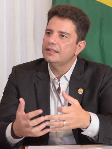 Governador do Acre, Gladson Cameli, 2020 - Site Oficial Governo do Acre