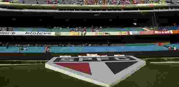 Morumbi não terá torcedores do Flamengo na próxima rodada - Fernando Santos/Folha Imagem