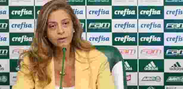 Leila Pereira voltou a mostrar força na política interna do Palmeiras - Cesar Greco/Fotoarena