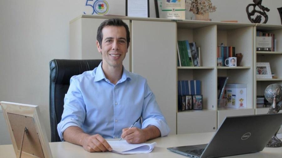 Renato Feder, Secretário da Educação do Paraná - Divulgação