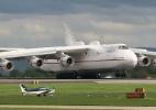 Maior avião do mundo vai pousar em Guarulhos (SP) - Divulgação