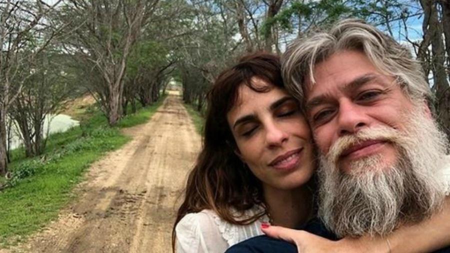 Fábio Assunção e Maria Ribeiro - Reprodução/Instagram/@fabioassunção