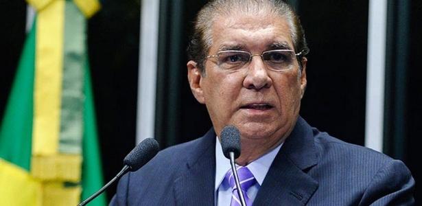Ausente na votação de maio, Jader Barbalho votou desta vez para tornar Dilma ré no Senado