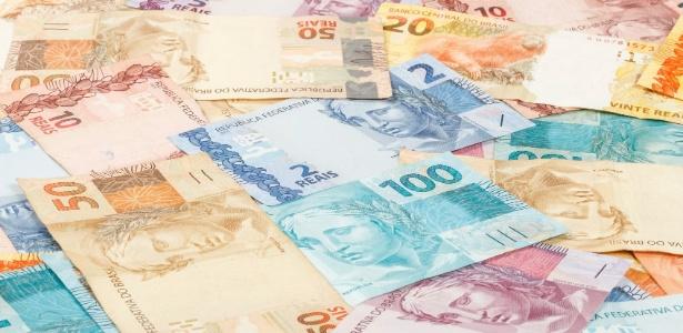 Dinheiro, real, moeda, cédula, economia, orçamento, dívida, lucro - iStock