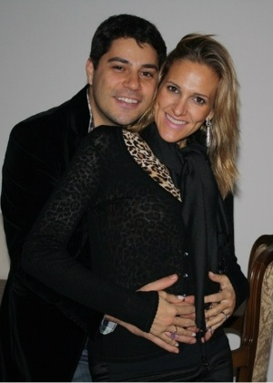 Evaristo Costa e a mulher, Amália Stringhini - Arquivo pessoal