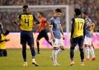 Vestiário da Colômbia teve até agressão após goleada para o Equador - Rodrigo Buendia-Pool/Getty Images