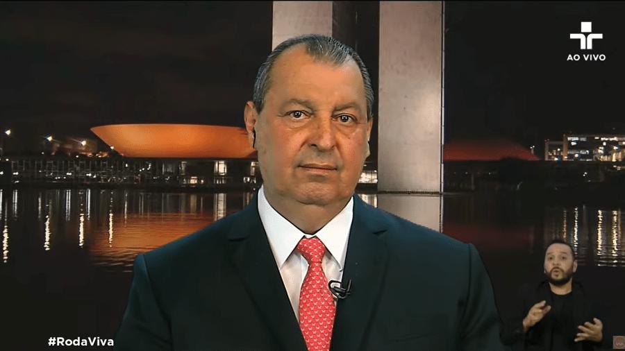 Omar Aziz no Roda Viva - Reprodução/TV Cultura
