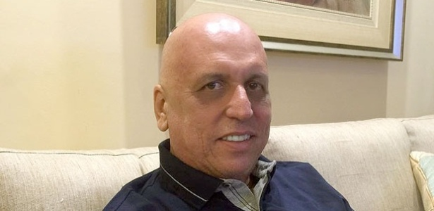 Luiz Fernando Pezão faz tratamento para combater um câncer linfático