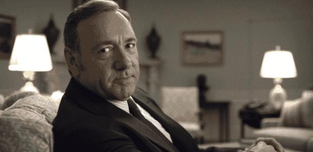 O ator Kevin Spacey anunciou que está procurando tratamento depois da série de acusações de abuso sexual feitas contra ele - Divulgação