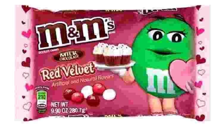 M&M?s com abóbora, cenoura e gengibre - Divulgação - Divulgação