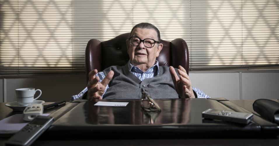 Ex-ministro é alvo da Lava Jato   BC bloqueia R$ 864 mil de Delfim e de empresas controladas por ele