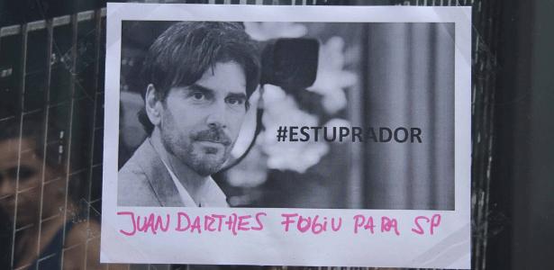 Resultado de imagem para Juan Darthés estupro