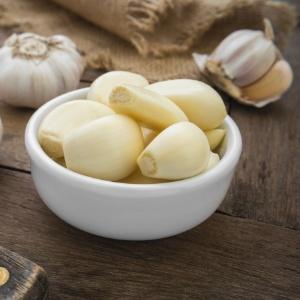 Alho e´um ingredientes indispensável da nossa culinária