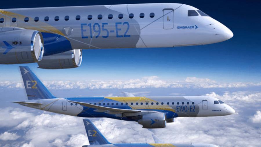 Processo que pede anulação de negócio entre Boeing e Embraer está no STF - Divulgação