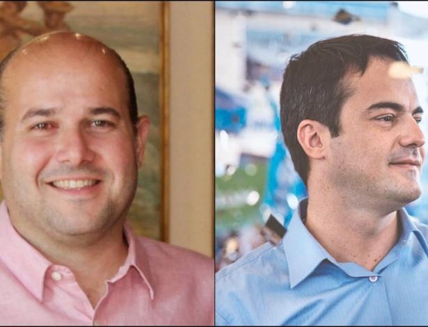 O atual prefeito Roberto Cláudio (PDT) e Capitão Wagner disputam as eleições para a prefeitura de Fortaleza