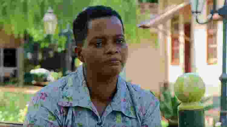 Madalena que viveu por quase 40 em regime análogo à escravidão, segundo o MPT - Reprodução/TV Globo - Reprodução/TV Globo