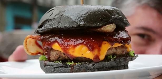 UOL promove o maior evento de hambúrgueres do mundo - Reprodução TV UOL