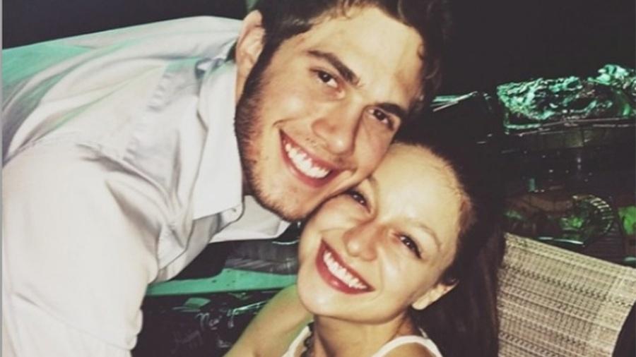 Melissa Benoist e Blake Jenner  se casaram em segredo - Reprodução/Instagram