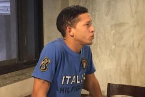 Lucas Perdomo Duarte Santos, jogador do Boa Vista acusado de estupro coletivo