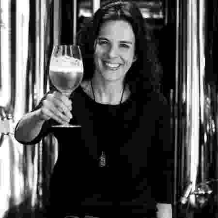 A mestre-cervejeira e sommelière, Cilene Saorin - Divulgação