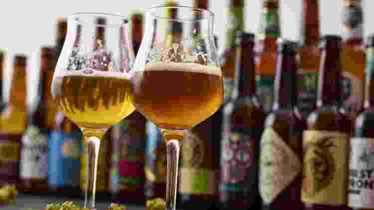 Cervejas artesanais - Getty Images - Getty Images