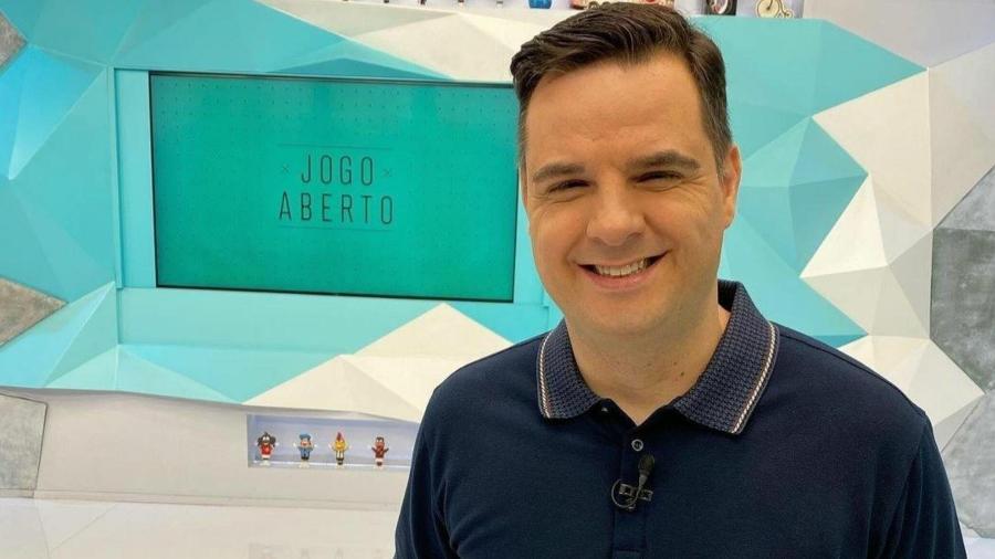 Chico Garcia, comentarista da Bandeirantes - Reprodução/Instagram