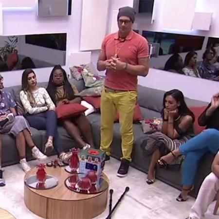 No Big Brother Brasil 2017 foram anunciados 13 candidatos sendo que quatro disputaram as duas vagas finais - Reprodução