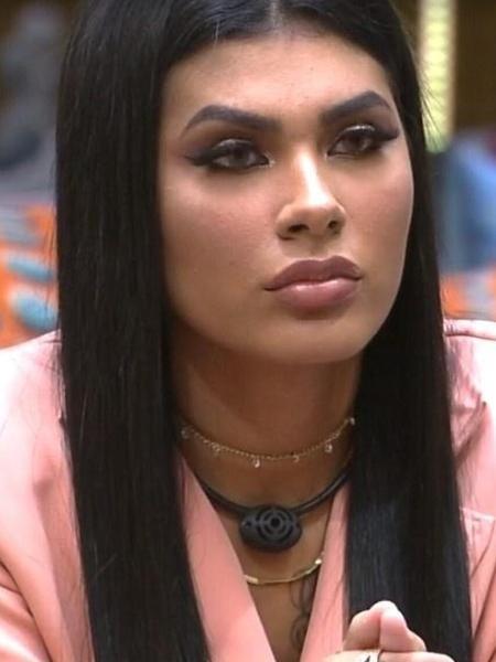 BBB 21: Pocah revela mágoa com críticas nas redes sociais - Reprodução/ Globoplay
