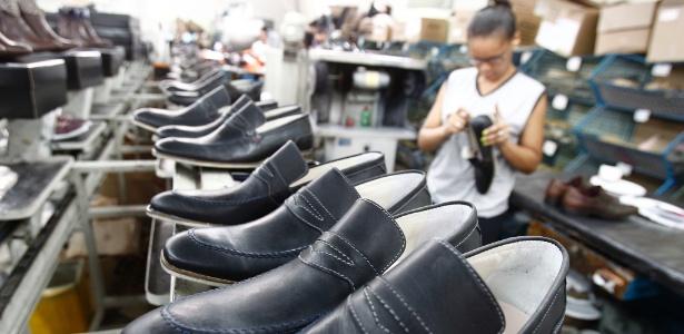 Franca, no interior de São Paulo, é um polo de produção de calçados
