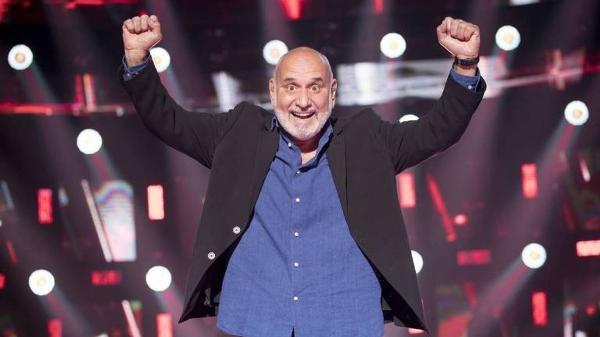Zé Alexanddre foi o campeão da primeira temporada do reality The Voice+