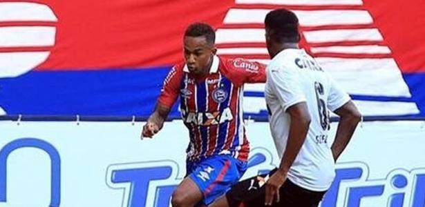 Apenas dois pontos separam o Bahia, 17º, do Vitória, 18º no Brasileirão