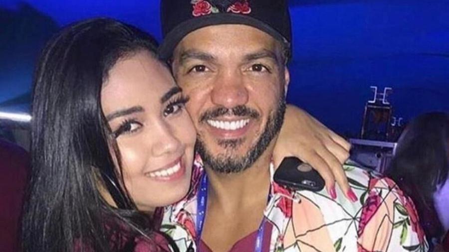 Isadora Alkimin Vieira é a filha caçula do cantor - Reprodução/Instagram