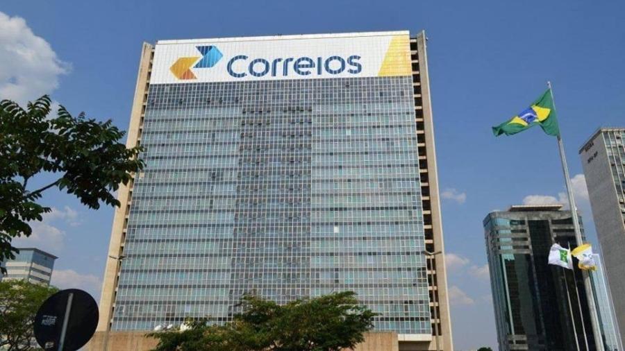 Prédio sede dos Correios; Relator negou que o projeto trate de privatização dos Correios - Divulgação