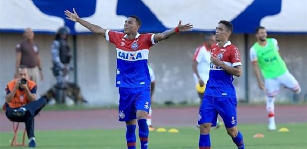 Felipe Oliveira/EC Bahia/Divulgação