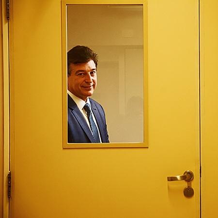 Lottenberg disse que o ambiente do jantar com o presidente foi de cordialidade - Karime Xavier/Folhapress