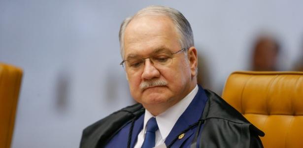 O ministro do STF (Supremo Tribunal Federal) Edson Fachin
