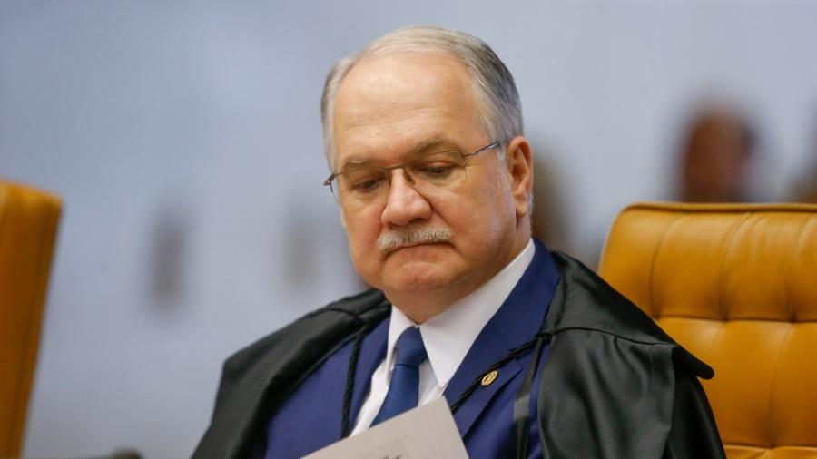 O ministro do STF Edson Fachin - Mateus Bonomi/AGIF