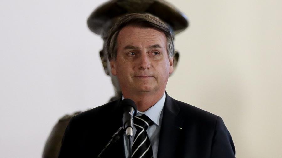 Bolsonaro, militares - Pedro Ladeira/Folhapress