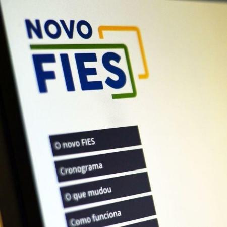 Imagem para ilustrar o Fies (Fundo de Financiamento Estudantil) - Marcello Casal Jr/Agência Brasil