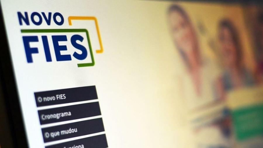 Relação dos candidatos pré-selecionados para o Fies foi divulgada ontem - Marcello Casal Jr/Agência Brasil