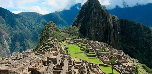 Machu Picchu é uma das principais cidades turísticas do Peru - Shutterstock