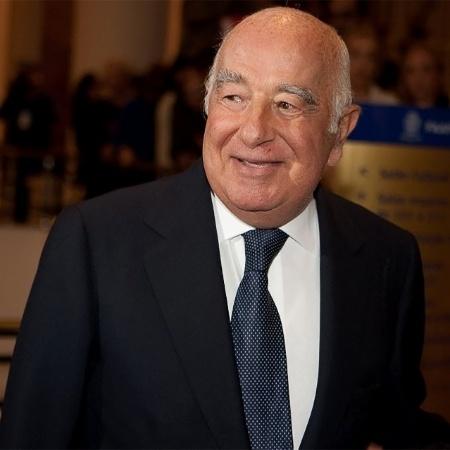 O banqueiro Joseph Safra morreu aos 82 anos - Mastrangelo Reino/Folhapress