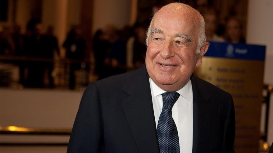 O banqueiro Joseph Safra era o homem mais rico do Brasil quando morreu em dezembro de 2020, aos 82 anos - Mastrangelo Reino/Folhapress