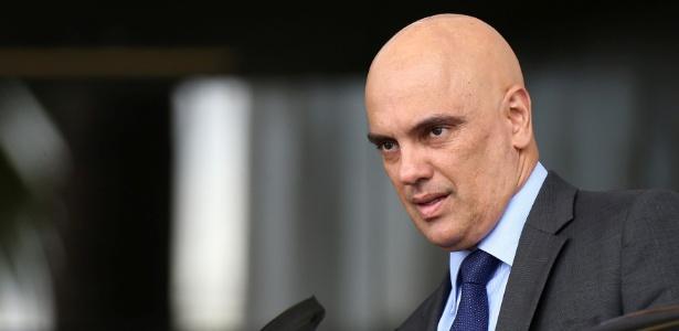 Alexandre de Moraes se licenciou do ministério após ser indicado ao STF