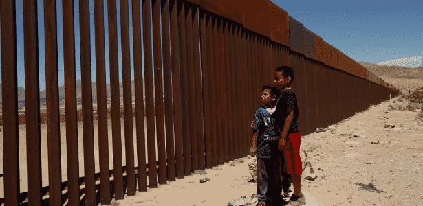 Trump declarou emergência nacional este ano para driblar o Congresso e obter verbas para seu projeto de muro - Jose Luis Gonzalez - 3.mai.18/Reuters