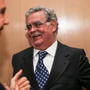 O advogado Antônio Claudio Mariz de Oliveira representa o presidente Michel Temer