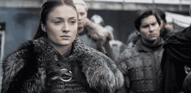 Sophie Turner, de Game of Thrones - Divulgação