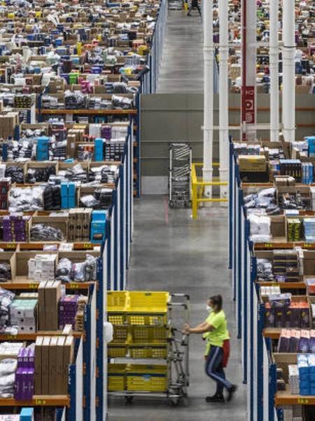 Mercado Livre: gigante do comércio eletrônico fará investimento bilionário em SP - Eduardo Knapp/Folhapress