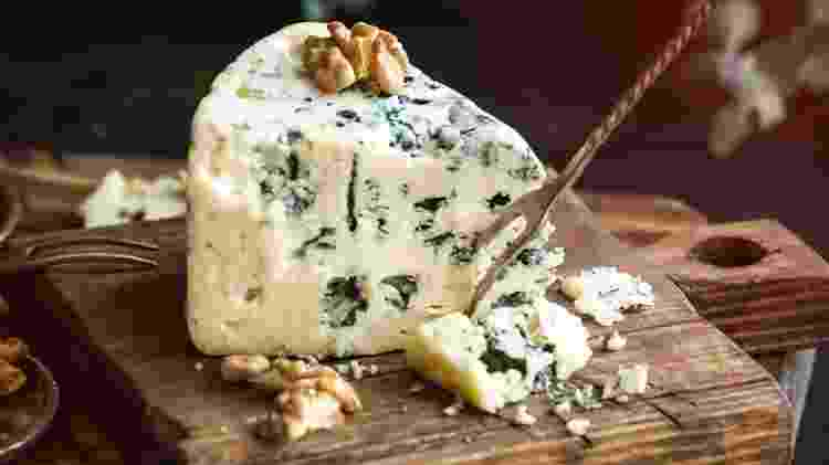 O queijo roquefort - Getty Images